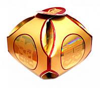 9040033 Коробочка подарочная с золотом №2