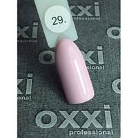 Гель-лак Oxxi Professional 8мл №29