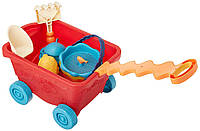 Набор для игры с песком и водой Тележка Манго BX1594Z Battat Summery
