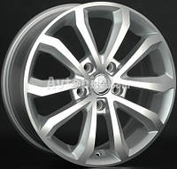 Литые диски Replay Skoda (SK77) R17 W7 PCD5x112 ET49 DIA57.1 (BKF)