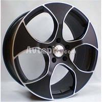 Литые диски VITELLI S 8028 R19 W8 PCD5x112 ET45 DIA76 (silver)