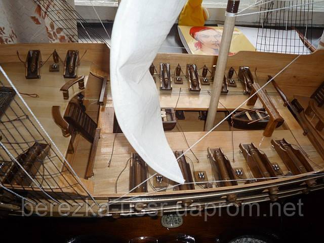 Купить корабль сувенирный Дева Мария ручной работы