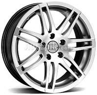 Литые диски WSP Italy Audi (W539) RS4 Naples R16 W7 PCD5x112 ET42 DIA57.1 (hyper silver)