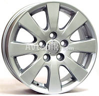 Литые диски WSP Italy Toyota (W1754) Tripoli R16 W6.5 PCD5x114.3 ET45 DIA60.1 (silver)