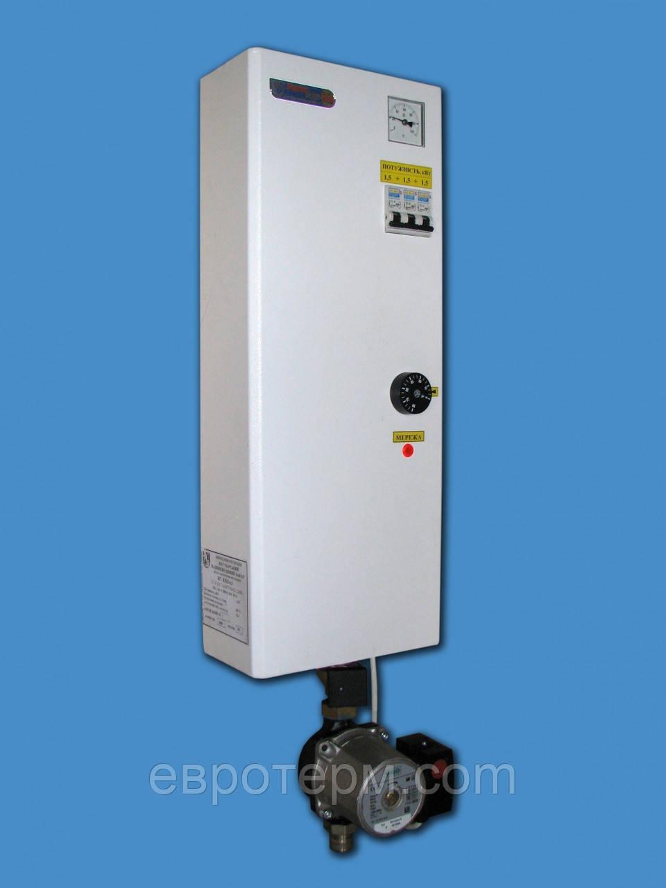 Электрический настенный котел ТермоБар КЕП 30Н 380Вт с насосом