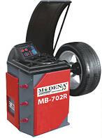 Балансировочный станок MB-702R для колёс легкового транспорта весом до 65 кг