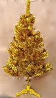Ель искуственная золотая (цветная) 150 см. в наличии 150см., фото 1