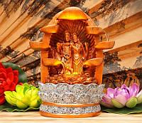 9140032 Водопад полистоун Радха с Кришной