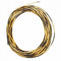 Поводочный материал GURZA Skinned Hook Line F Como 15lb/2m