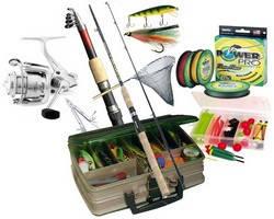 Рыбалка разное