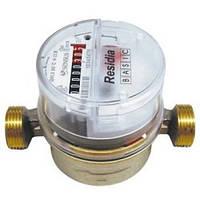 Счетчик холодной воды Sensus ResidiaJet-С Qn 1,5/30 Ду 15 одноструйный квартирный
