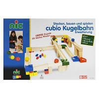 Конструктор nic cubio деревянный Шариковая дорога Расширенный набор (NIC2182)