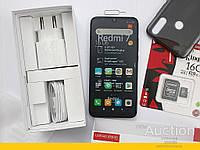Новый Xiaomi Redmi 7 2/16 гб, 2 сим, 8 ядер + карта памяти в подарок!