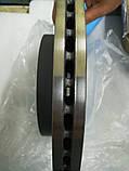 Диск тормозной передний чери Форза А13, a13-3501075, фото 3