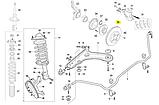Диск тормозной передний чери Форза А13, a13-3501075, фото 5