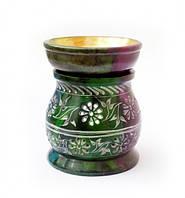 Аромалампа каменная круглая арт.ALR-9950