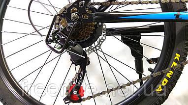 """Подростковый велосипед Toprider """"611"""" 24 (14 рама), фото 3"""