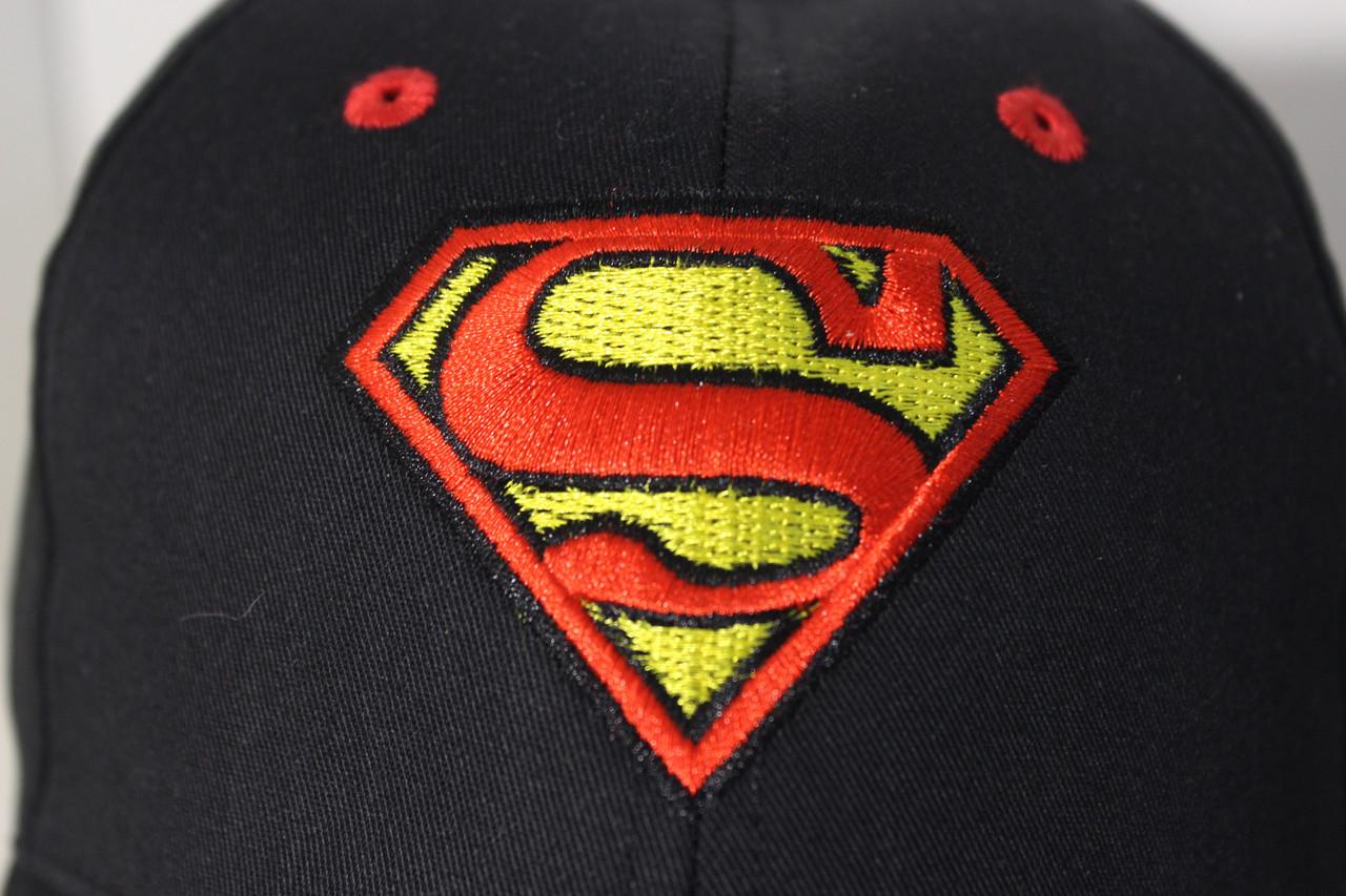 Кепка подросток Супер Мен