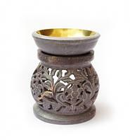 Аромалампа каменная круглая арт.9193