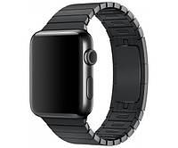Ремешок для спортивных часов ArmorStandart Apple Link Bracelet for Apple Watch 42mm/44mm Black