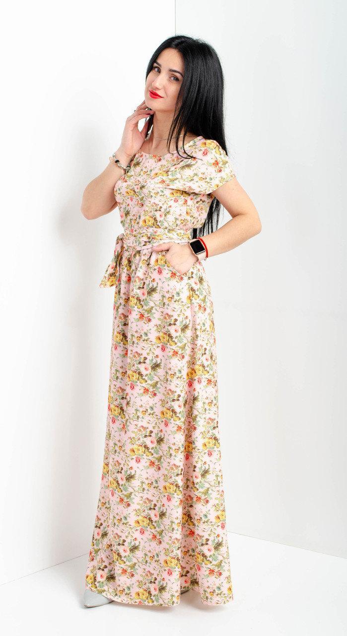 Очаровательное летнее платье.Разные цвета.