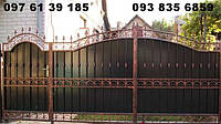Ворота кованные 17200