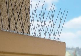Колючка від птахів Star Wabis. 500мм. Нержавіюча сталь