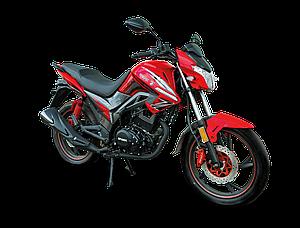 Мотоцикл SP200R-27 (200КУБ.СМ) 4-х тактный с бесплатной гарантией и доставкой
