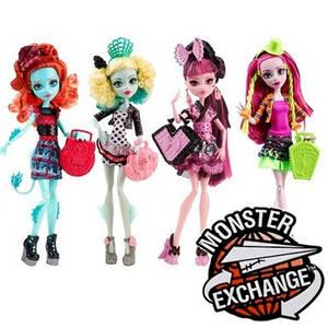 Монстри по обміну - Monster Exchange Program