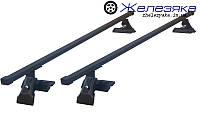 "Багажник на крышу Kia Cerato ""CAMEL"" (120 см)"