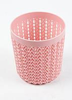 Корзина для хранения вещей Emic 10х11см Розовый