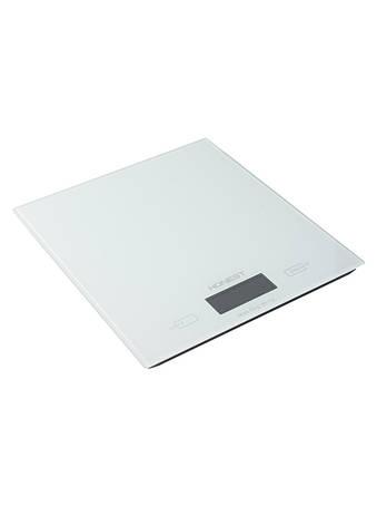 Кухонные весы  Honest 18х20см Белый, фото 2