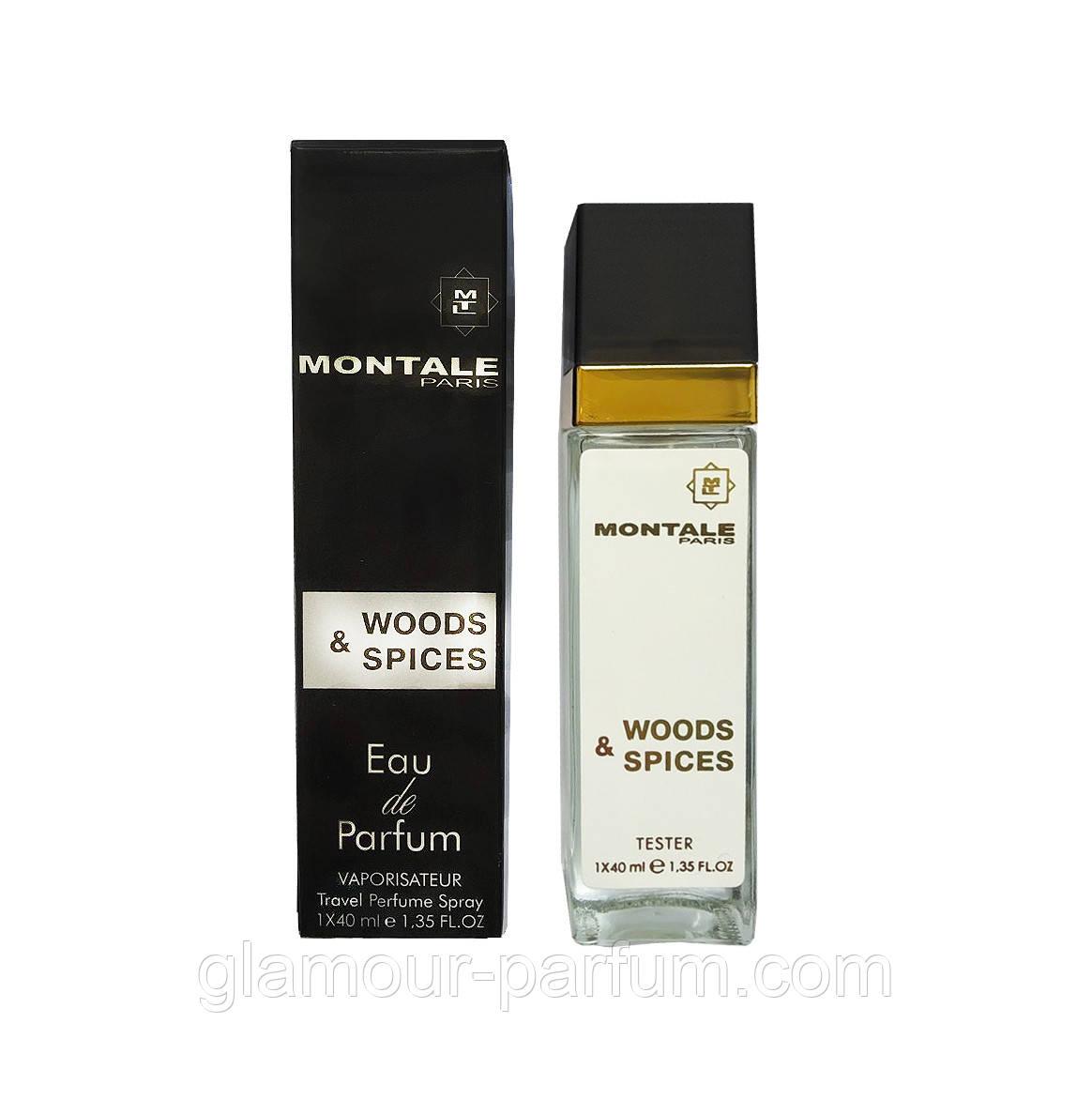 Montale Wood & Spices (Монталь Вуд энд Спайс) 40 мл (реплика) ОПТ
