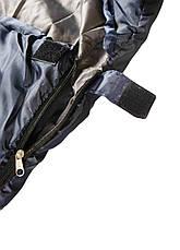 "Спальный мешок ""Кокон-одеяло"" Divine Bovine Brother 200х70см Темно-синий, фото 3"