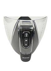Мерный стакан с весами HG04791 Silver Crest 1,5л Прозрачный, Черный, фото 3
