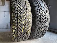 Зимние шины бу 205/60 R16 Goodyear