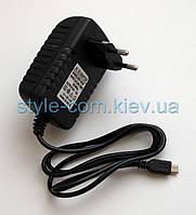 СЗУ для китайских планшетов 5V/ 3A micro