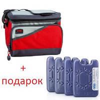 Изотермическая сумка-холодильник Thermos 12 Can American Classic 8000 Series Cooler 10L (Красный)