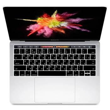 Накладка на клавиатуру MacBook Pro 13, 15 (Touch Bar) с русскими буквами