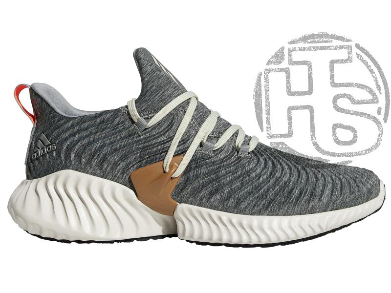 Мужские кроссовки Adidas Alphabounce Instinct Grey/White B76038