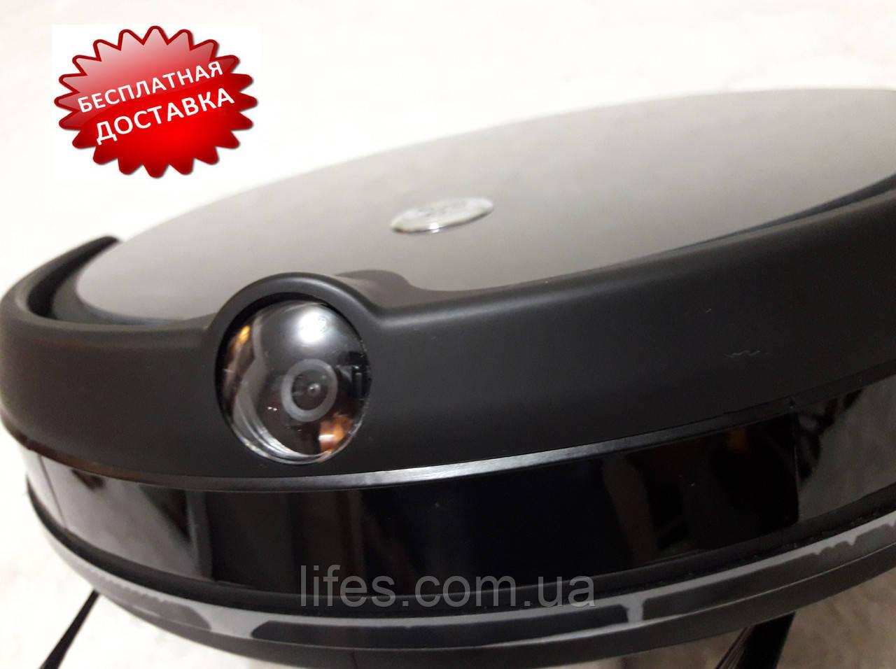 Робот - пылесос Модель Imass -A3-VBL WI-FI с видеокамерой умная навигация