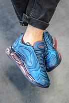 Мужские кроссовки в стиле Nike Air Max 720 Blue (40 размер), фото 3
