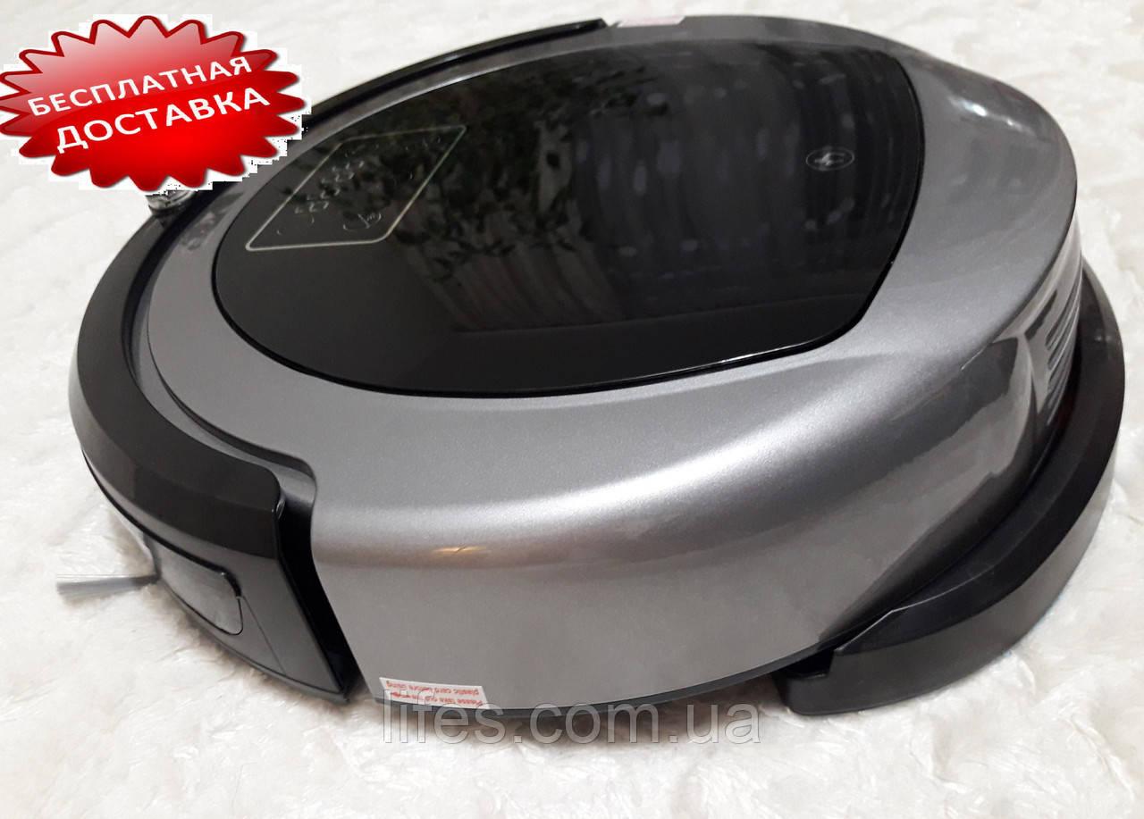 Робот - пылесос  Lifes - B6009 С ультрафиолетовой лампой