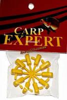 Стопор бойловый Pop-Up Кукуруза Carp Expert желтая