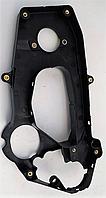 Крышка ремня ГРМ задняя Ланос Авео 1.5i, 96182950, GM, фото 1