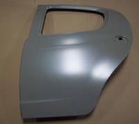 Дверь задняя левая для Geely LC /LC CROSS (101201143602). Оригинал
