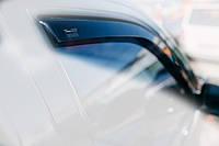 Дефлекторы окон (ветровики) Д/о Audi 100/A6 4D 1990-1997 Combi (C4) 4шт (Heko)