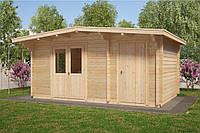 Дом деревянный из профилированного бруса 5х3. Скидка на домокомплекты на 2020 год