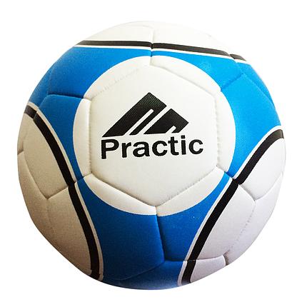 М'яч футзальний Practic Futsal Blue, фото 2