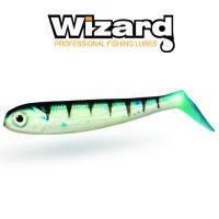 Силиконовая приманка Wizard Super Minnow 9см Perch 2 шт